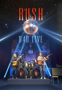 Rush - R40 Live - DVD / Blu-ray