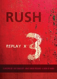 Replay X3 DVDs